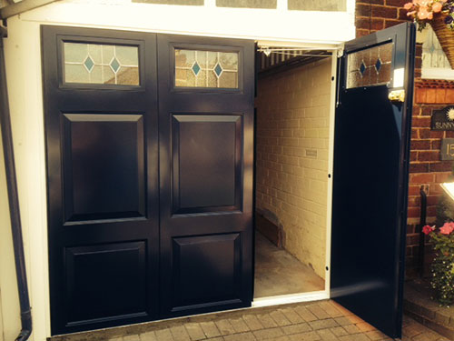 easy-access-without-having-to-open-the-entire-garage-door-up