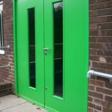 B & L Steel doors offer affordable beauty and security.