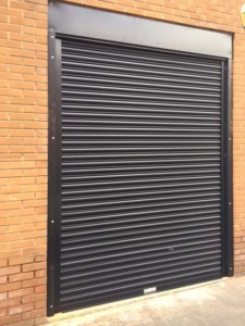 BL75 Single Phase Shop Front Roller Shutter