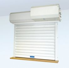 fire and smoke resistant roller shutter