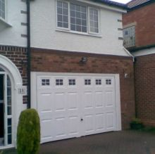 garage doors by B And L Shutters And Garage Doors Ltd