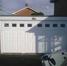 luxury garage door