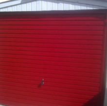 insulated doors for garage