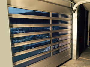 hormann spiral secure roller door