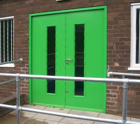 bespoke steel doors