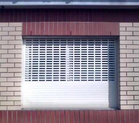 Roller shutters / security grilles