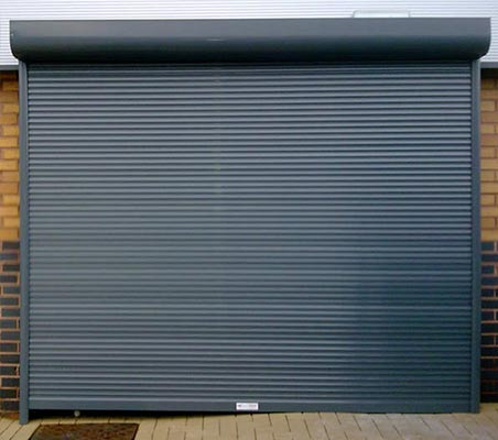 Roller shutters supply & installation