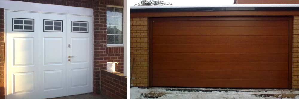 garage doors all styles