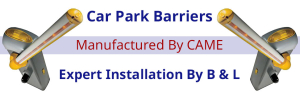car park barriers installed by b & l