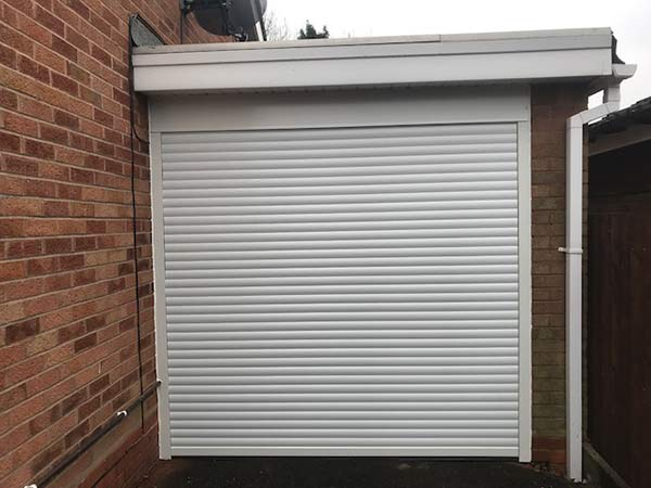 Insulated Roller Garage Doors Manufactured By B Amp L West