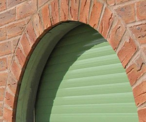 Arched Lintel Shutter