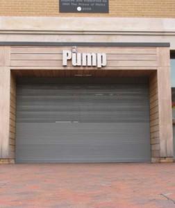 Commercial Lintel Shutter