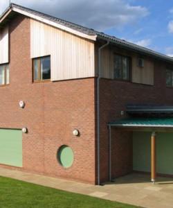 Lintel Shutter Sports Centre