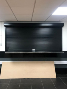 BL44 electrically operated compact shutters high quality