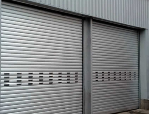 Industrial Direct Drive Roller Shutters BL95