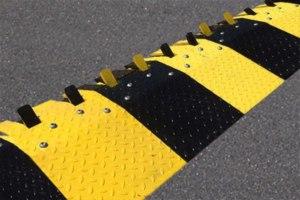 traffic control plates