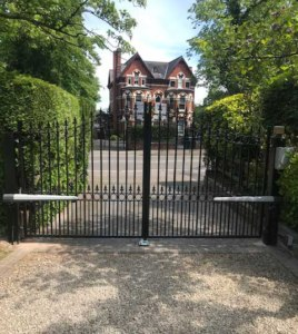 automated electric gates domestic