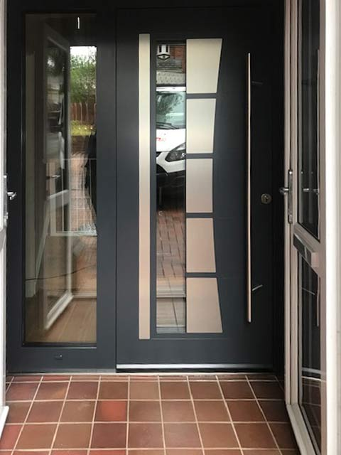 Security Door Ryterna Design Range 3
