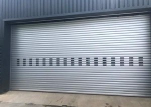 Industrial BL95 Insulated Roller Shutter Door