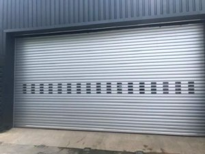 Industrial BL95 Insulated Roller Shutter Door
