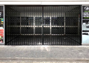 X lattice-gate secure-by-design 1001 high-security grille