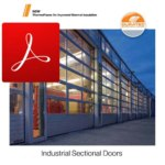 hormann industrial sectional doors brochure