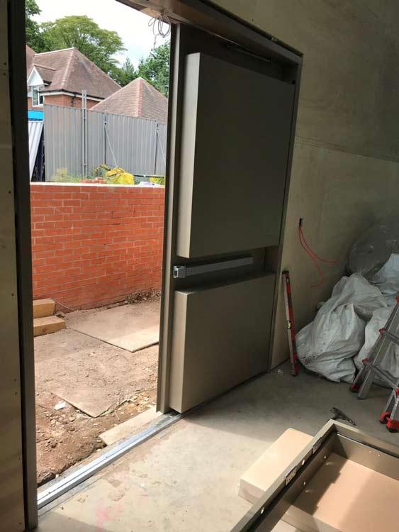 sports hall rebound doors 010