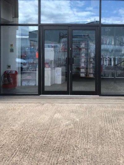aluminium shop front view panache for kids