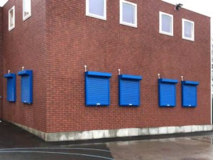 BL44 window-shutters standard RAL colours
