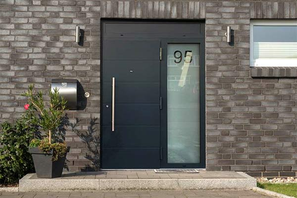 Beautiful Secure Ryterna Front Door