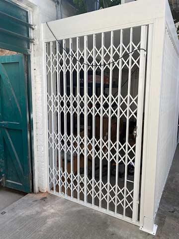x lattice security sliding grilles 2
