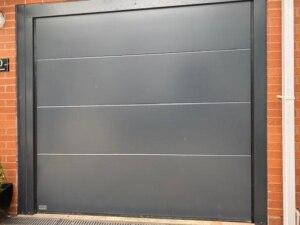 Elite Sectional Garage Door