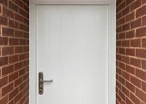 Composite Steel Security Door