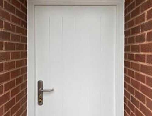 Steel High-Security Door : Cottage Design With Multi-Point Locking